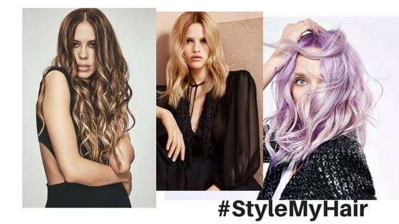 Style My Hair: the 3D app that lets you experiment with style and ...