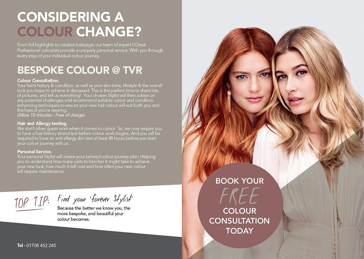 best colour salon