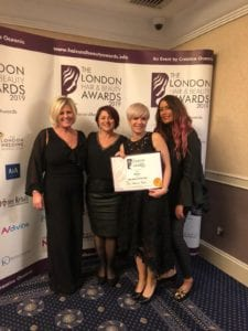 East London Hair Salon of the Year